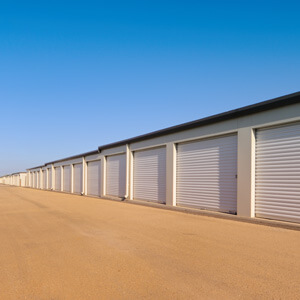 storage units long one perspective view